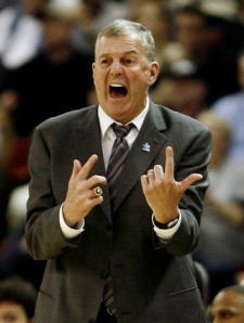 Jim Calhoun: The only reason Uconn is any good.