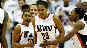 Can Renee Montgomery and Maya Moore complete what would be the greatest season in NCAA women's history?