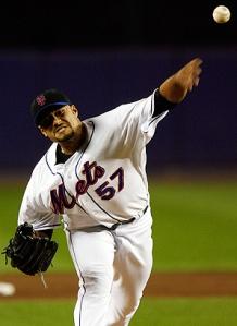 Santana (5-2, 1.36 ERA) faces the Red Sox in Dice-K's return.
